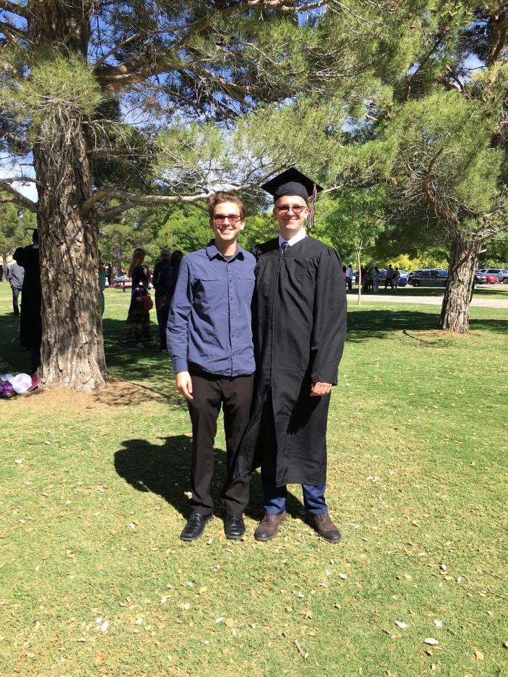 Michael's College Graduation 2017