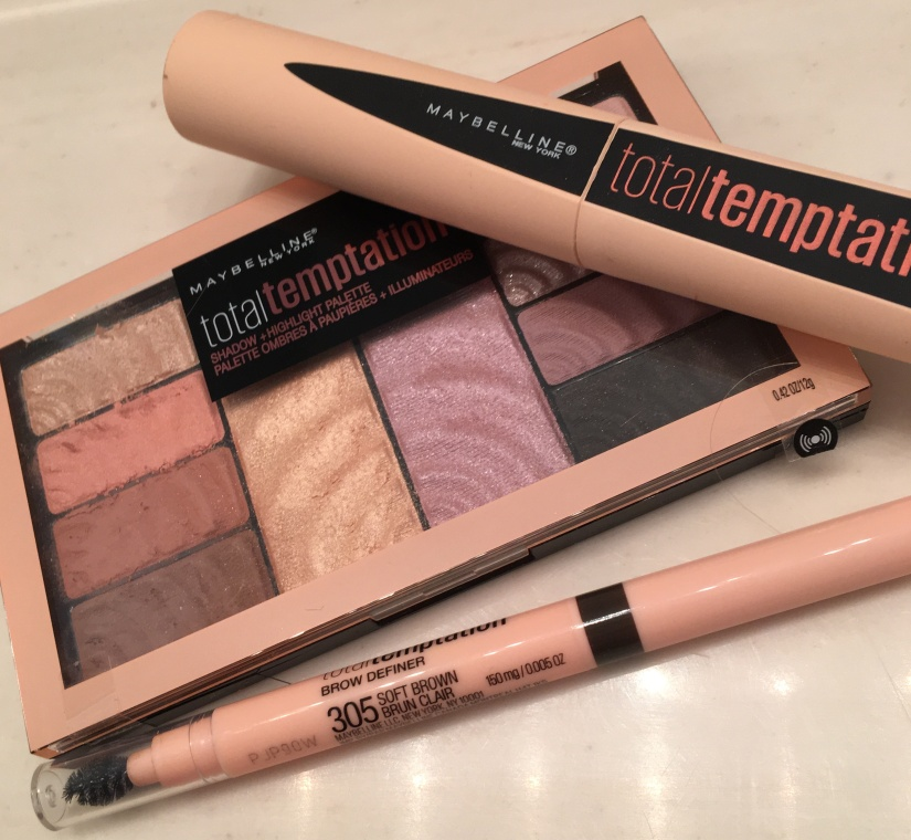 Product Review : Maybelline Total Temptation Makeup Collection