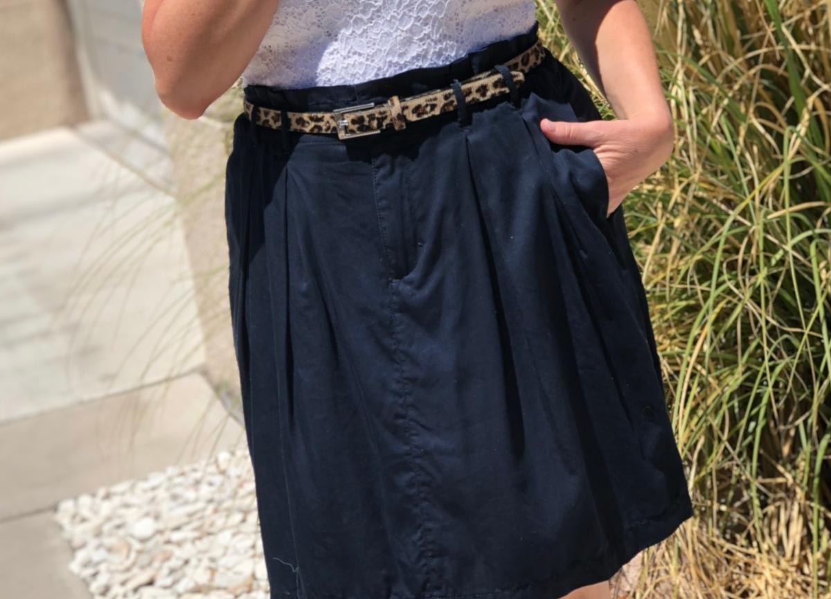 Basic Gap Skirt